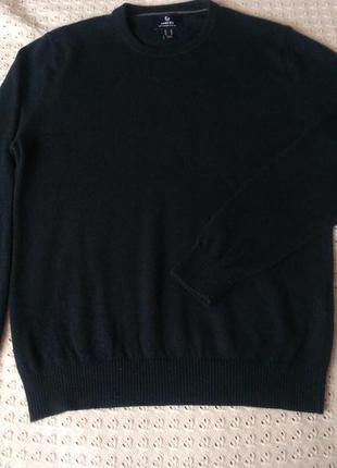 Свитер из кашемира джемпер кашеміровий пуловер светр теплий