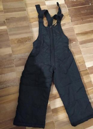 Штани, комбінезон, теплые штаны