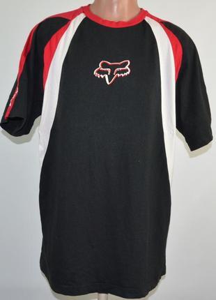 Фирменная футболка fox (xl)