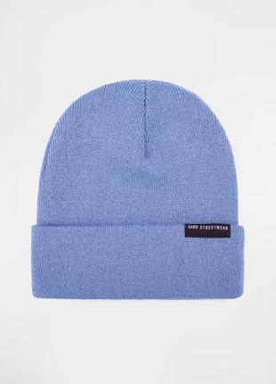 Голубая шапка gard
