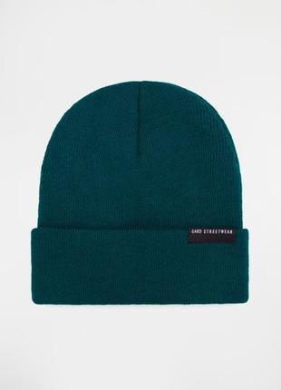 Зелёная шапка gard