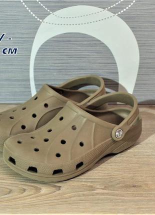 Кроксы crocs m5/w7.
