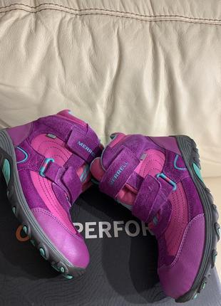 Термоботинки merrell ботинки мерел размер 6 идут на 37 стелька 24 см