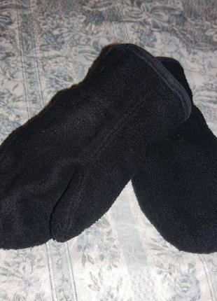 Рукавиці рукавички варежки детские