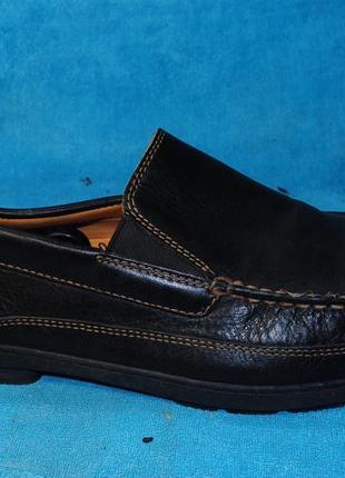 Sperry кожаные мокасины 47 размер оригинал