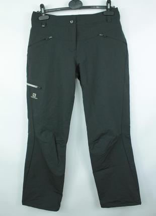 Оригинальные туристические штаны salomon