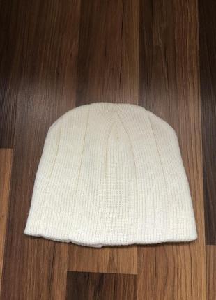 Двойная шапка от zara размер m-l в идеале
