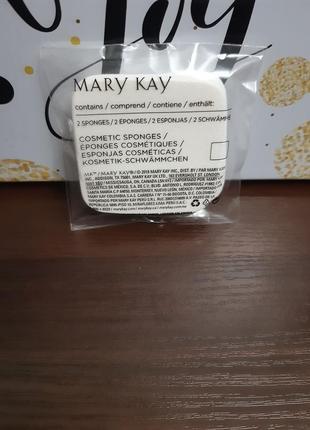 Косметичні спонжі mary kay®