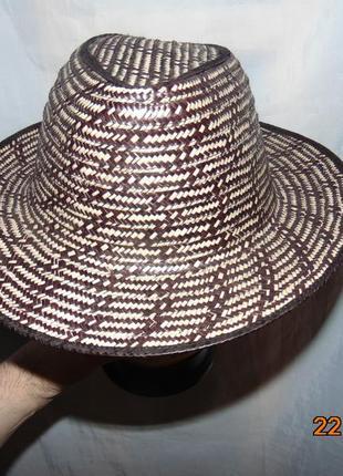 Стильная фирменная шляпа бренд .h&m.57-58