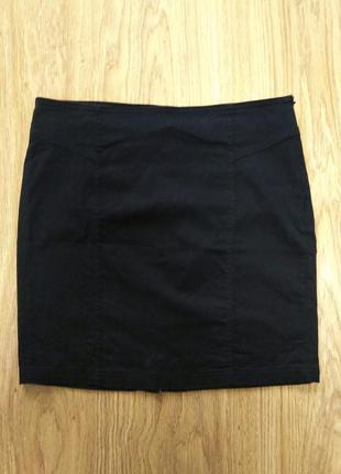 Черная женская юбка