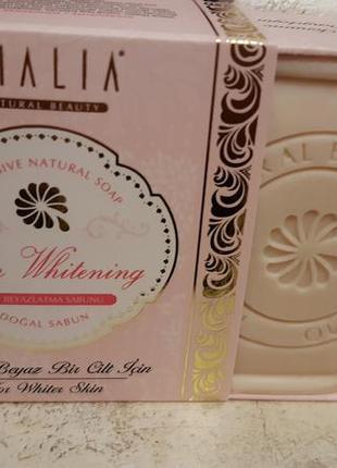 Отбеливающие мыло thalia, 150 г юнайс
