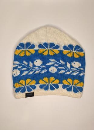 Satila тёплая полушерстяная шапка