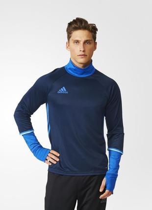 Adidas лонгслив тренировочный р. s