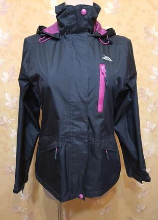 Мембранная куртка trespass спортивная куртка ветровка