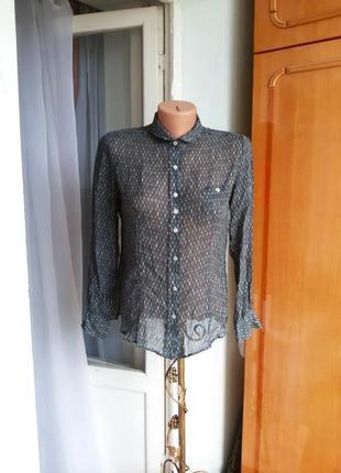 Шелковая блуза sophie