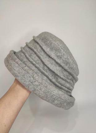Зимняя флисовая шляпка, шапка