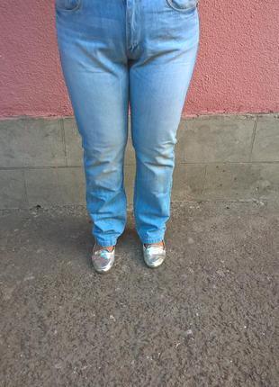 Джинсы на высокий рост женские