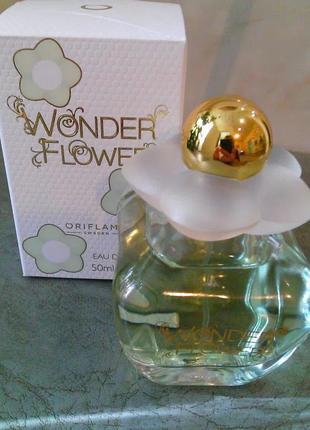 Туалетная вода oriflame wonder flower