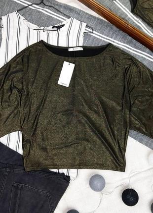 Новая блуза кофточка топ mango