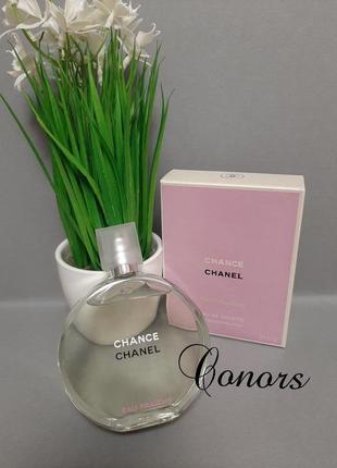 💚оригинал 💚chanel chance eau fraiche цитрусовый, цветочный сочный