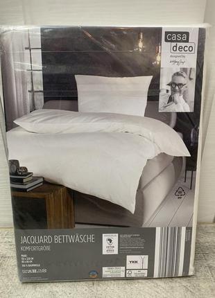 Комплект постельного белья casa deco