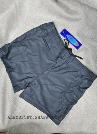 Плавки мужские шортики боксеры для плавания, плавки atlantis beach для бассейна пляжа