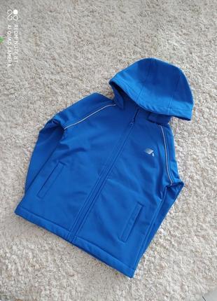 Демісезонна водонепроникна куртка дощовик