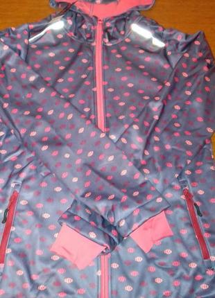 Курточка, ветровка софтшелл