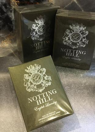 Notting hill english laundry 100 ml мужской элитный  парфюм оригинал