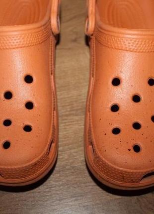 Аквашузы, сабо, шлепки crocs, 40 размер
