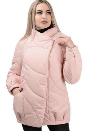 Куртка-зефирка для беременных