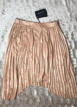 Пласированная юбка mohito новая