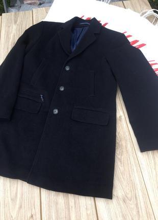 Пальто meyer zara h&m asos стильное актуальное треед
