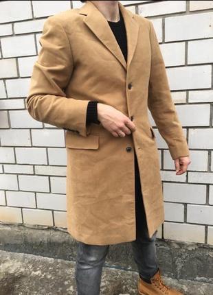 Пальто scotch & soda & soda стильное актуальное zara asos h&m