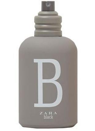 Zara black духи 100 ml