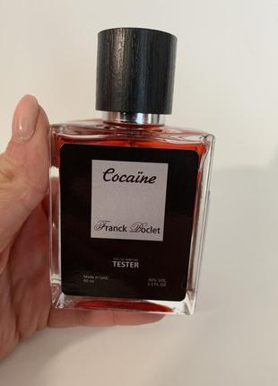 Franck boclet cocaine, унисекс 60мл