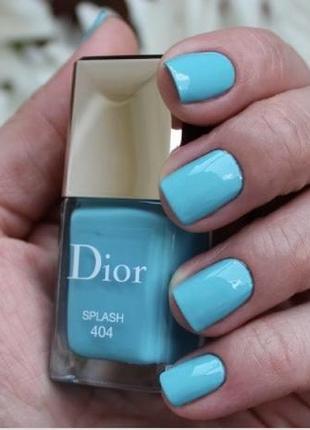Dior лак для ногтей