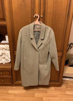 Пальто h&m шерсть!