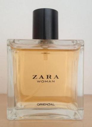 Zara oriental духи 100ml