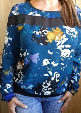 Шикарная вискозная блузка