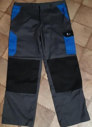 Мужские рабочие штаны 54 размер