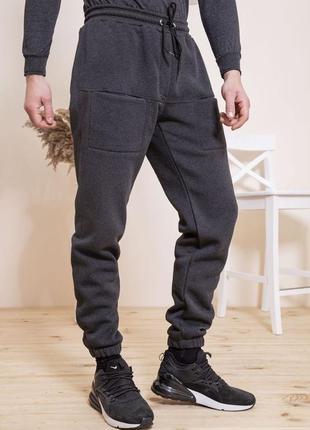 Спортивні штани,  джогери з кишенями