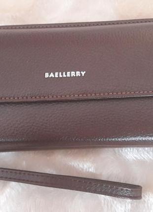 Чоловічий гаманець, портмоне baellerry rugged