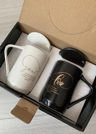 Подарунковий набір чашок