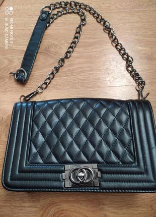 Стильна жіноча сумочка chanel