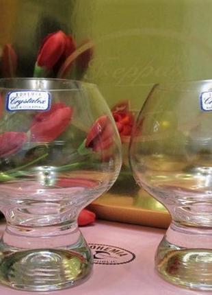Gina bohemia набор бокалов для коньяка 250 мл 6 шт