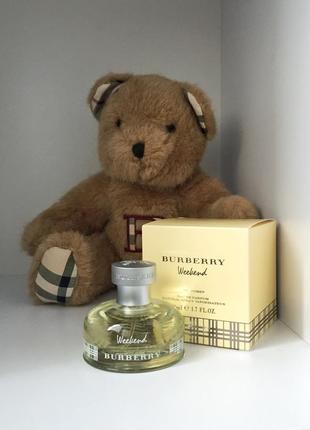 Оригінал парфуми burberry weekend for woman 💋