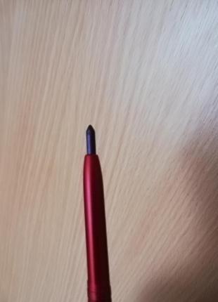 Уценка! фиолетовый контурный карандаш для глаз 5305 faberlic с аппликатором