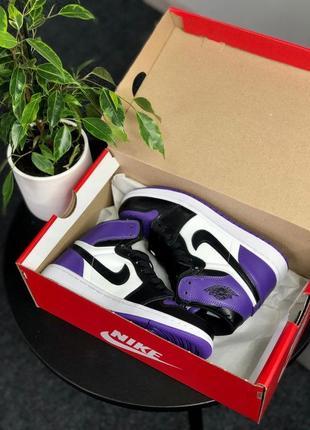 Шикарные женские кроссовки nike air jordan retro3 фото