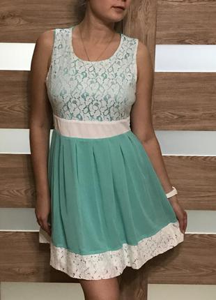 Платье booho m